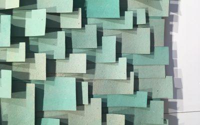 """Kontempo """"is this colour""""? i rundetårn & """"Polyphony"""" af den islandske kunstner Hrafnhildur Halldórsdóttir i Officinet"""