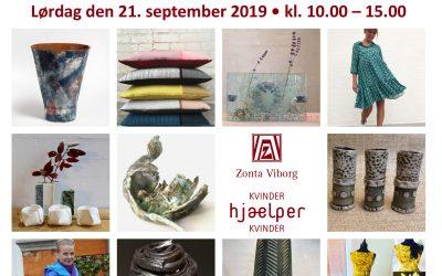 Mød Pia Toustrup Design på Søndermølle Kulturcenter i Viborg d.21/9-2019