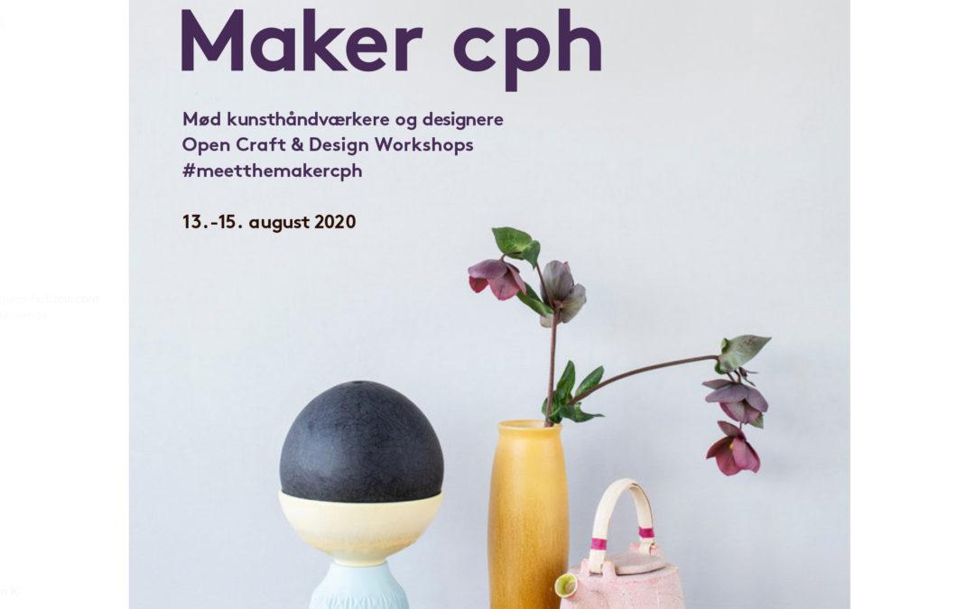 Meet the Maker d.13.-15.August i København