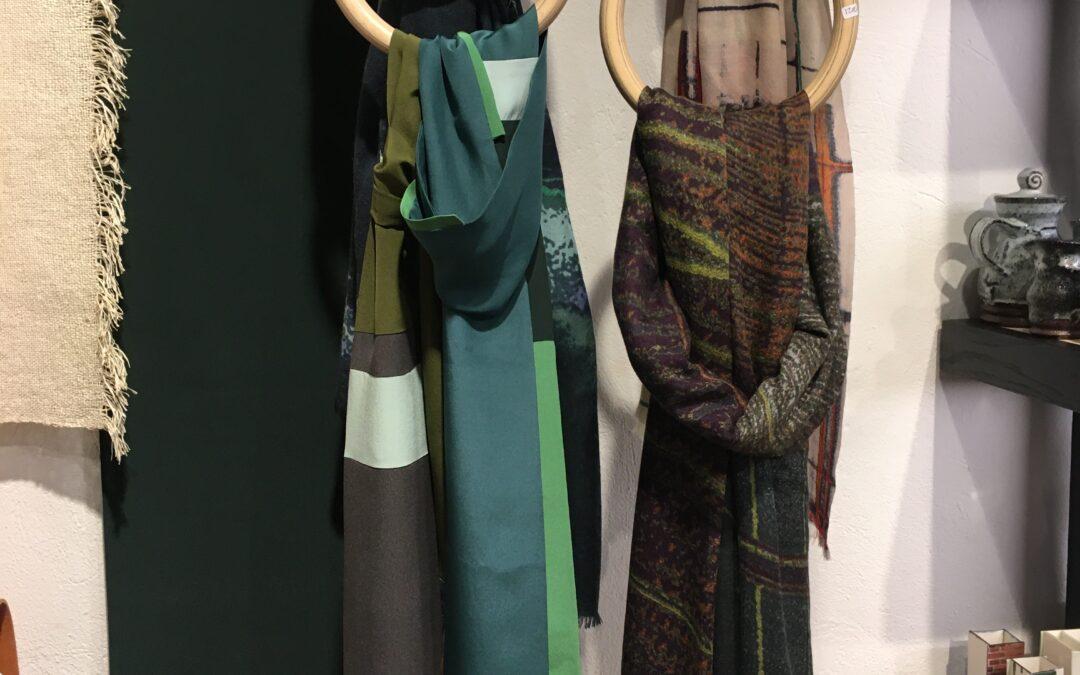 Tekstil -og design salon i 1+1 Textil